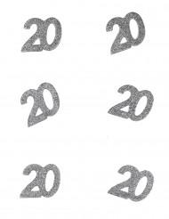 Decorazioni compleanno 20 anni