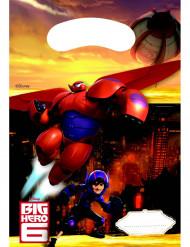 6 bustine per caramelle di Big hero 6™