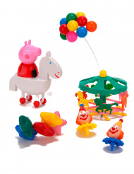 Kit statuine decorative per torta Peppa Pig™