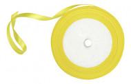 Nastro di raso giallo