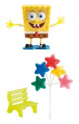 Kit di decorazioni per torta di Spongebob™