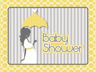 8 inviti per baby shower fashion