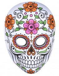 Maschera teschio Giorno dei Morti