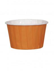 16 coppette arancioni per Halloween