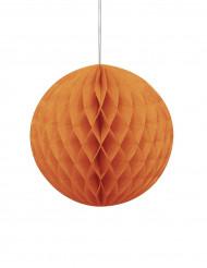 Decorazione di Halloween di colore arancione