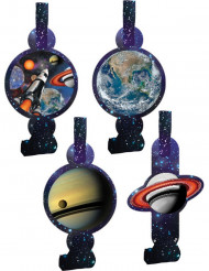 8 lingue di menelik dello spazio