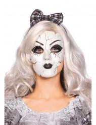 Maschera da bambola tipo porcellana