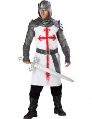Costume da cavaliere templare da uomo Premium