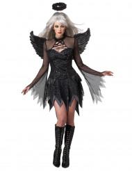 Costume da Angelo decaduto per donna