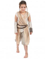 Costume deluxe da Rey <br />- Star Wars VII™ per bambina