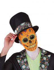 Maschera deluxe Giorno dei Morti per uomo