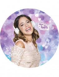 Disco d'ostia per torte originale Violetta™