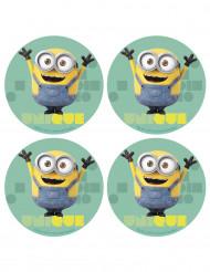 12 mini dischi di ostia Minions™