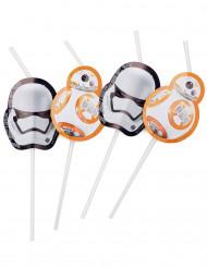 Confezione 6 Cannucce Star Wars VII™