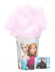 Bicchiere con zucchero filato di Frozen™