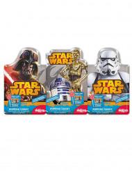 3 lecca lecca con gli adesivi di Star Wars™
