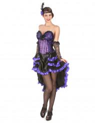 Costume saloon per donna