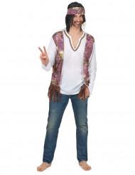 Costume hippie uomo