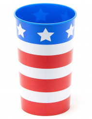 Bicchiere in plastica rigida USA