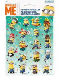 72 adesivi dei Minions™