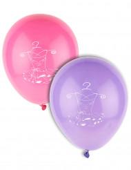 8 Palloncini Ballerina
