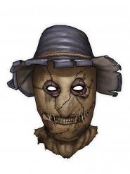 Maschera da spaventapasseri in carta