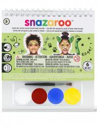 Mini kit trucco Snazaroo™ con libretto