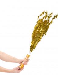Sparacoriandoli dorato 20 cm