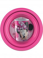 Set stoviglie rosa Minnie™