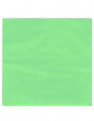 50 tovaglioli verde chiaro