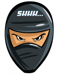 8 inviti di compleanno con buste Ninja