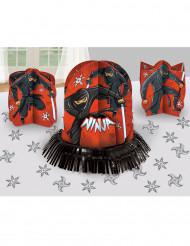 Kit di decorazioni da tavola ninja