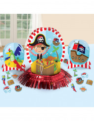Kit di decorazioni da tavola Piccolo pirata