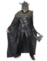 Costume cavaliere dell'esercito oscuro per adulto