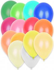 50 palloncini colorati