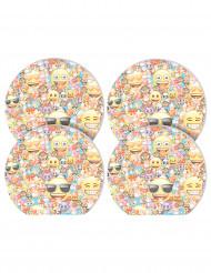 4 bloc notes Emoji™