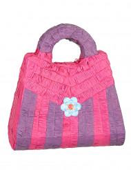 Pignatta a forma di borsetta