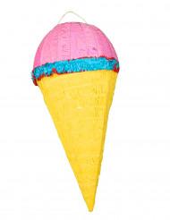 Pignatta a forma di cono di gelato