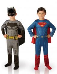 Confezione due costumi bambino Batman Vs Superman - Dawn of Justice™