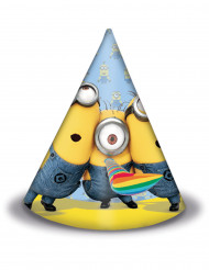 6 cappellini lovely Minions™