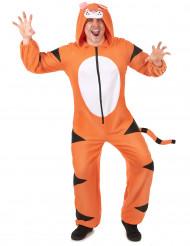 Travestimento da tigre per uomo
