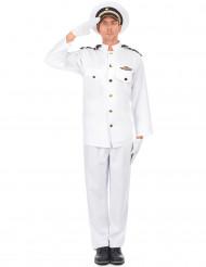 Costume ufficiale della marina per adulto