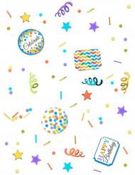 Coriandoli Happy Birthday