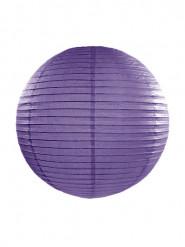 Lanterna giapponese viola 35 cm