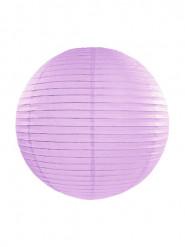Lanterna giapponese color lavanda 35 cm
