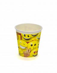 8 bicchieri di cartone Imoji™