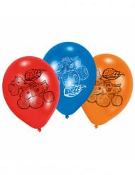 6 palloncini in lattice Blaze e le mega macchine™