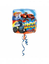 Palloncino Happy Birthday Blaze e le mega macchine™