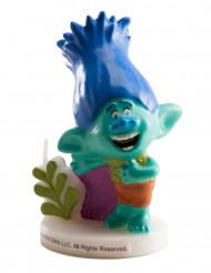 Candella di compleanno Trolls™ Branch