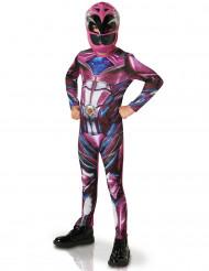 Costume Power Rangers™ rosa - il film per bambina
